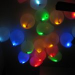 DIY Light Up Balloons