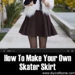How To Make Your Own Skater Skirt