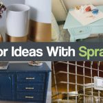 33 Decor Ideas With Spray Paint