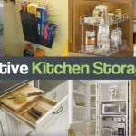 50 Creative Kitchen Storage Ideas