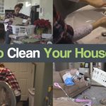 How To Clean Your House FAST