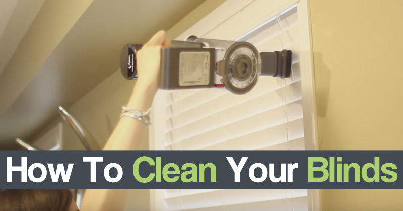Diy Craft Zone How To Clean Your Blinds Diy Craft Zone