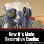 How It's Made: Decorative Candles