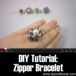 How To Make Easy Daisy Pearl Rings