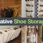 50+ Creative Shoe Storage Ideas