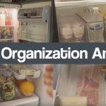 Fridge Organization And Tips