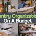 Pantry Organization On A Budget