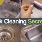 Sink Cleaning Secrets