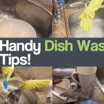 Top 10 Handy Dish Washing Tips!